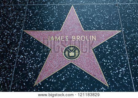 James Brolin Hollywood Star