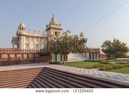 Jaswant Thada in Jodhpur, Rajasthan, India