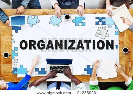 Organization Source Structure Productivity Concept