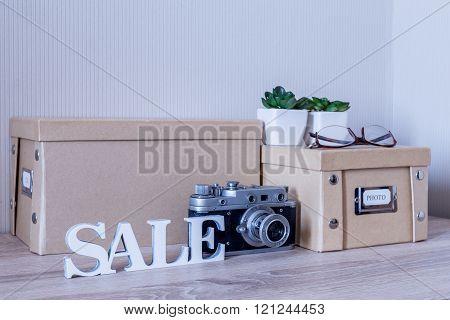 Household Items Decoration Set