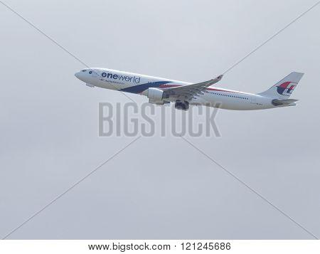 Airbus A330-323 Virgin Australia