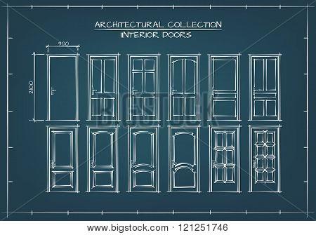 Interior Doors Set