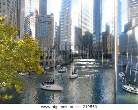 Chicago City Of Water