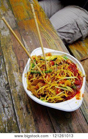 Hot Noodles