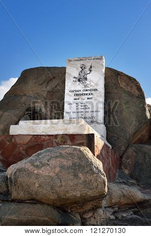 Luderitz. Namibia. Africa