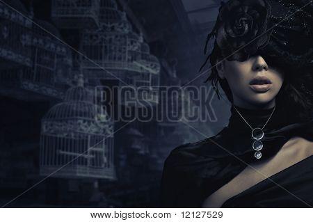Изобразительного искусства Фото женщины гламур