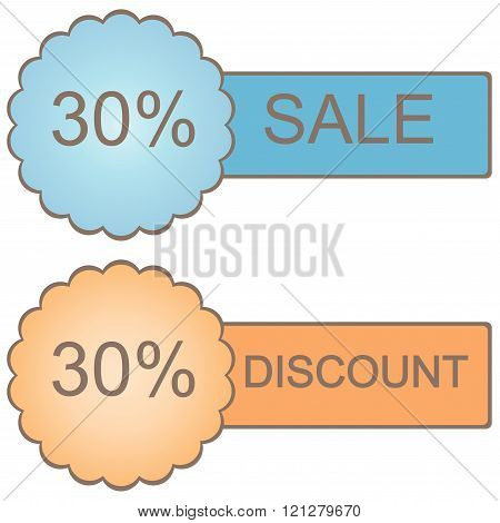Sale Up To 30 Percent