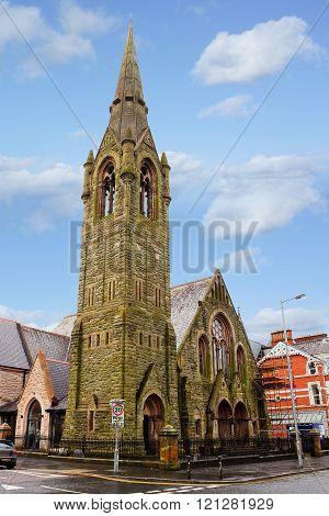 Fitzroy Church In Belfast