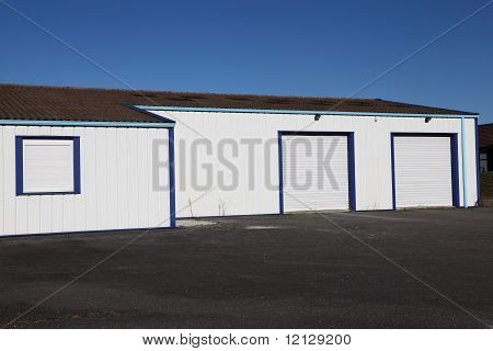 Indsustrial Office And Garages