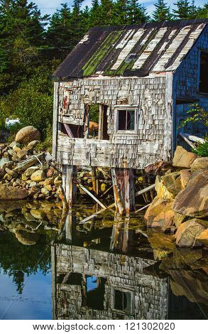 abandon shack