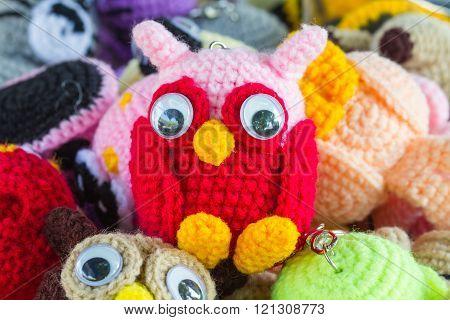 Crochet doll handmade art and crafts