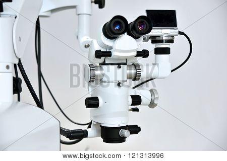 Dentist Microscope