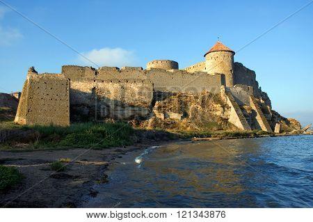 Ancient Fortress Akkerman, Belgorod Dnestrovsky, Ukraine.