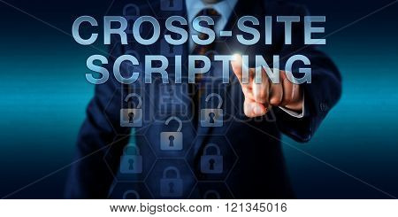 Corporate Client Pressing Cross-site Scripting