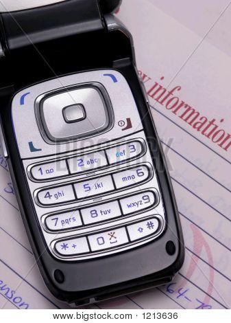 Flip Cell Phone