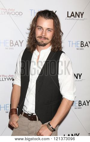LOS ANGELES - MAR 10:  Riley Bodenstab at the 5th Annual LANY Entertainment Mixer at the Saint Felix on March 10, 2016 in Los Angeles, CA