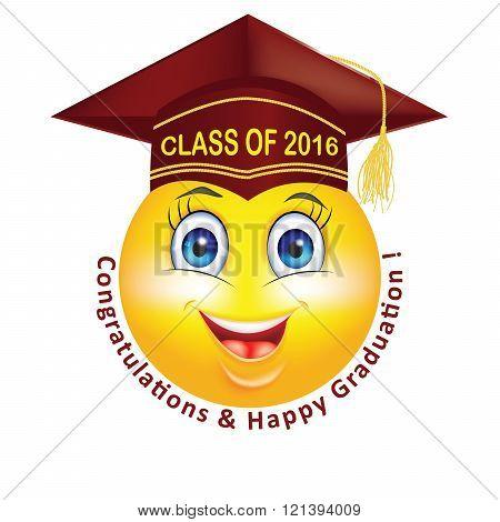 Happy Graduation class of 2016