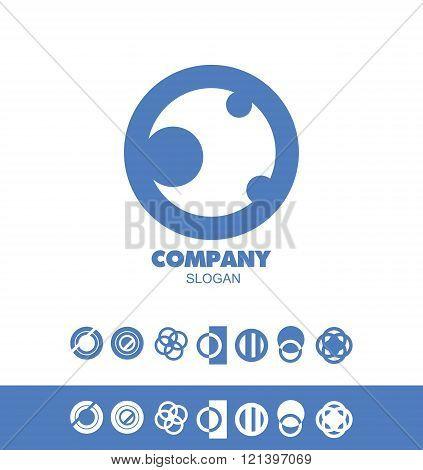 Company Circle Logo