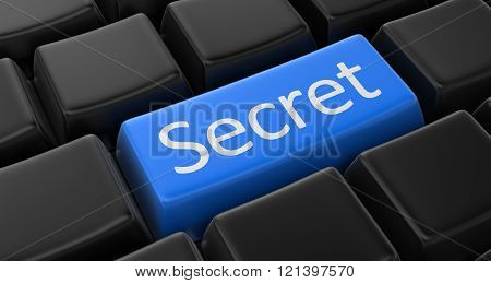 Secret key concept