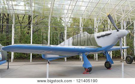 MOSCOW RUSSIA- OCTOBER 7- Mk.IIB