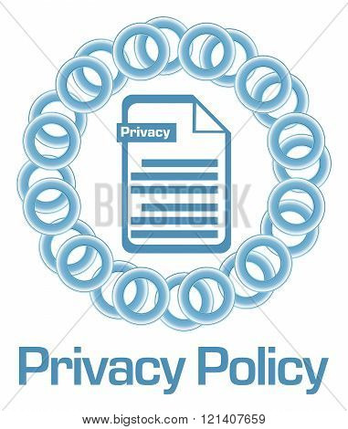 Privacy Policy Blue Rings Circular