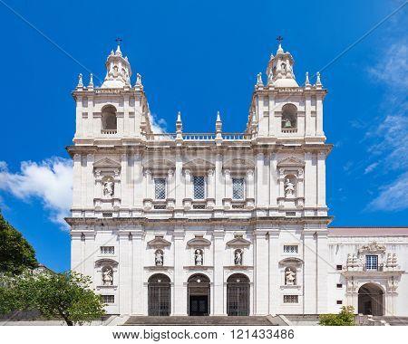 Monastery Sao Vicente