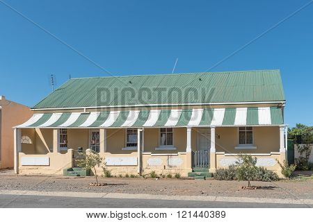 Historic old house in Cradock