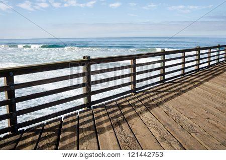 Pier Fence