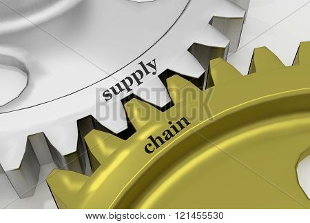 Supply Chain On The Mechanism Of Silver And Bronze Gears