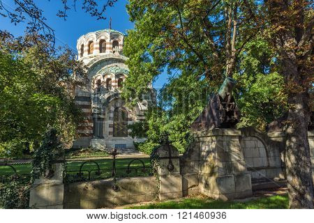 St. George the Conqueror Chapel Mausoleum, Pleven, Bulgaria