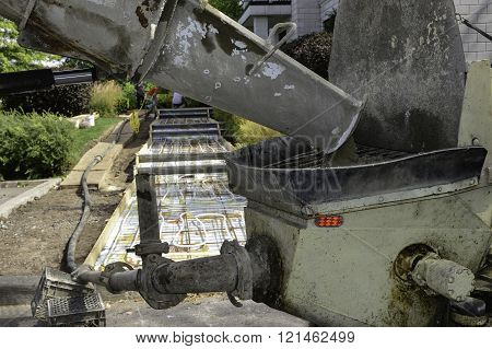 Cement Pumping