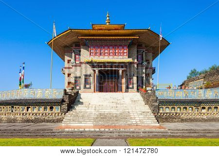 Monastery In Ravangla