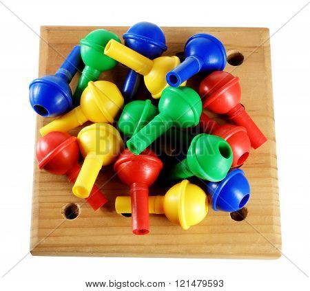 Board Game Pegs