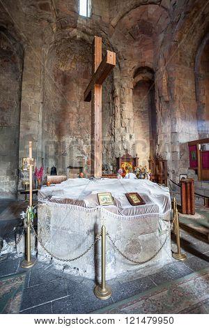 Jvari Monastery, Mtskheta