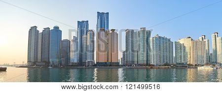 Landscape Of Marine City