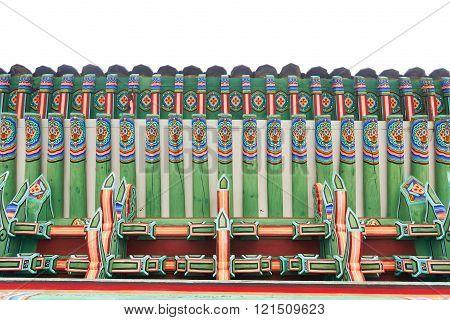 Dancheong Pattern