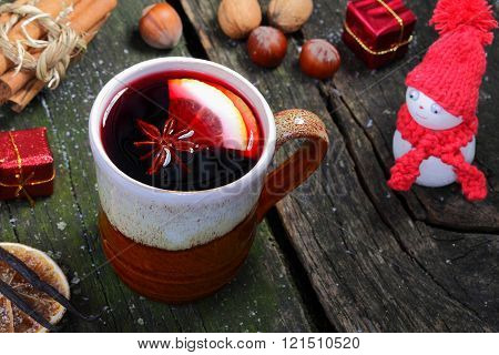 Appetite For Mulled Wine
