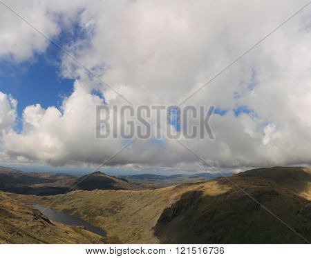Seathwaite Tarn Cumbria