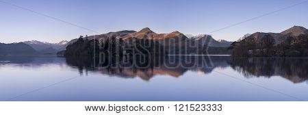 Catbells Panoramic