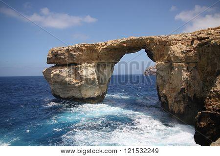 Azure Window, Gozo Island, Malta