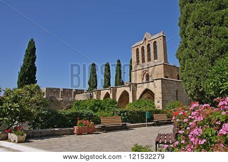 Bellapais monastery, Northern Cyprus
