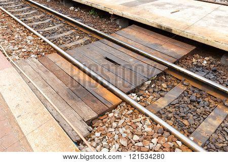 Walkway Across Railway