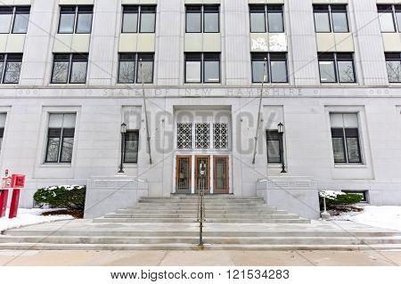 Concord State House Annex