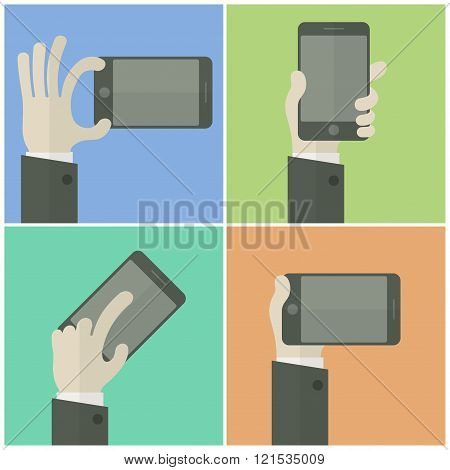 Mobile In Hands