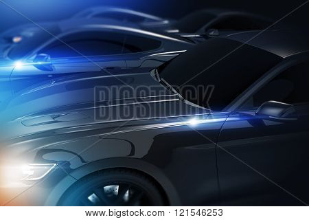Night Street Racing Concept