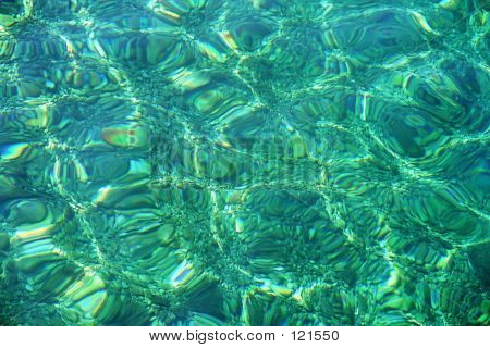 Clear Transparent Water