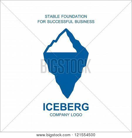 Company logo design, business symbol concept, minimal line style