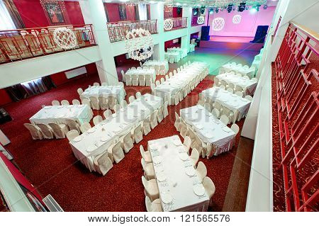 Restaurant event. Banquet, wedding, celebration