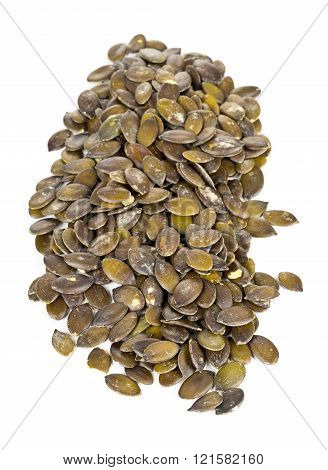 Unshelled pumpkin seeds