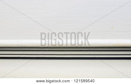 Close Up Wall With Baseboard Moulding,interior Background